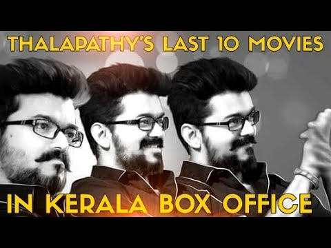 Thalapathy Vijay's Last 10 Movies In...