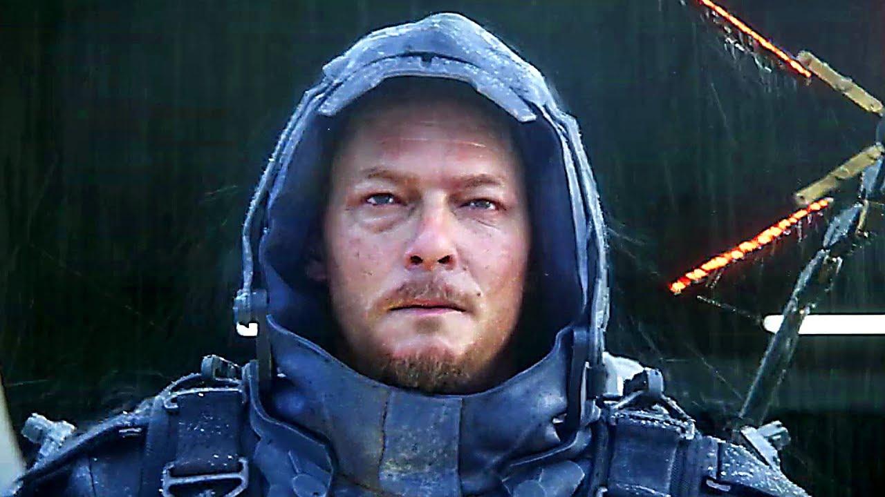 "Tráiler cinematográfico ""The Drop"" (2019) PS4 DEATH STRANDING + vídeo"