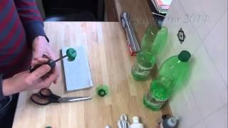 Кондитерский Мешок своими руками(Как сделать кондитерский мешок своими руками. Для этого нам понадобится целлофан, пластиковая бутылка..., 2015-06-17T12:02:20.000Z)