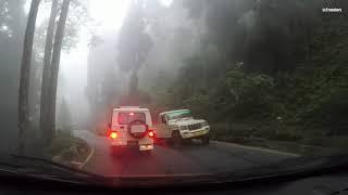 Darjeeling To Gangtok(Sikkim) Road Ep14  Mumbai-Bhutan Road Trip By LcTravelers