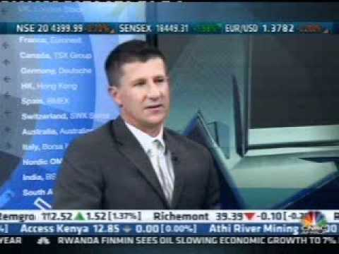 Coface on CNBC Brian Peterson being interviewed on Construction Industry.wmv