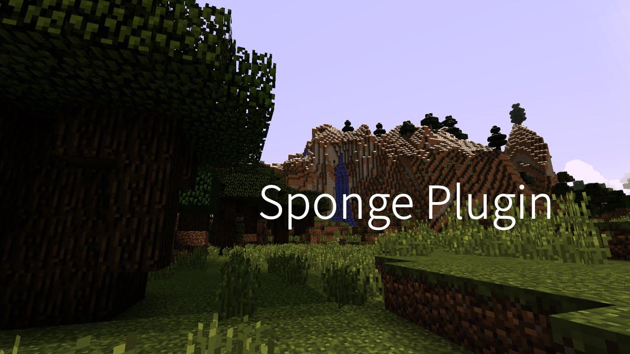 Sponge Plugin Programming Server Setup YouTube - Minecraft sponge server erstellen 1 8