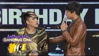 Repeat youtube video What's Daniel Padilla wish for Vice Ganda?