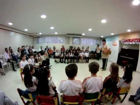 Giovana Martins Koccis - Homenagem a Luiz Gonzaga Pt1 - Colegio Positivo 12-11-2012
