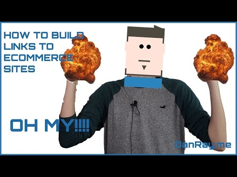 Link Training Video - How to build links to ecommerce sites