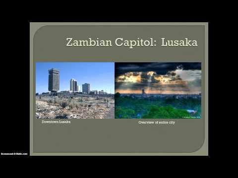 Country Media Report: Zambia