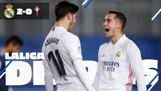 🤜🤛 <b>Real Madrid</b> 2-0 Celta | L. Vázquez and Asensio kicking off ...