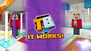 IT WORKED!!! | Truly Bedrock Season 1 [98] | Minecraft Bedrock Edition 1.14 SMP