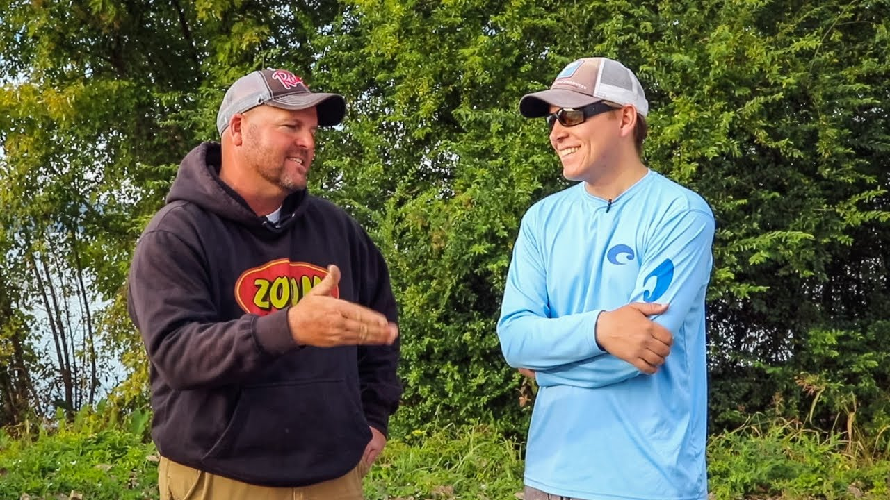 Lawyer and Murray Finish Practice on Guntersville