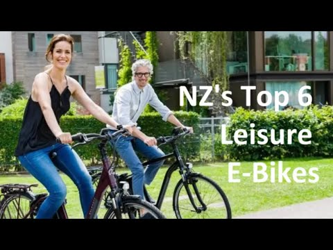 Top 6 Leisure E Bikes Review From Revolution Bikes