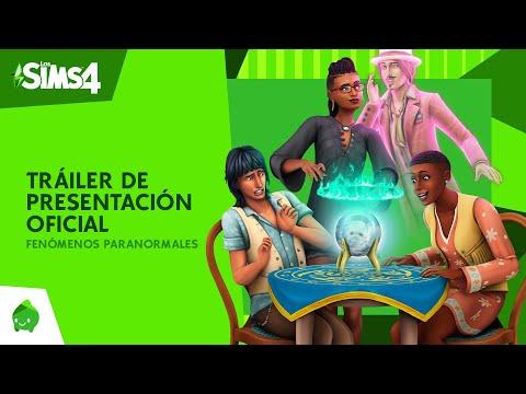 Los Sims™ 4 Fenómenos Paranormales Pack de Accesorios: tráiler de presentación oficial jugar