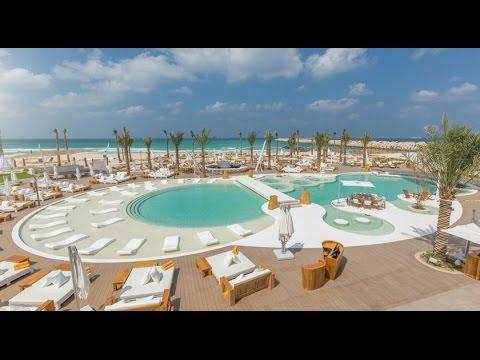 Nikki beach resort spa dubai youtube for Best spa hotel dubai
