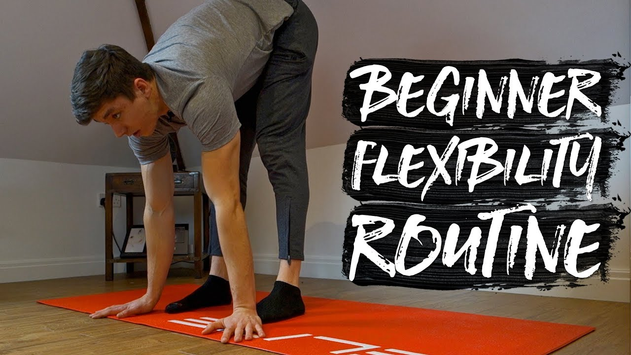 Fifteen Minute Beginner Flexibility Routine.