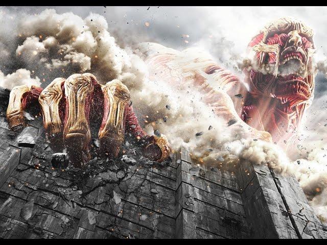 巨人と人類の戦いの幕が開く!映画『進撃の巨人 ATTACK ON TITAN』予告編