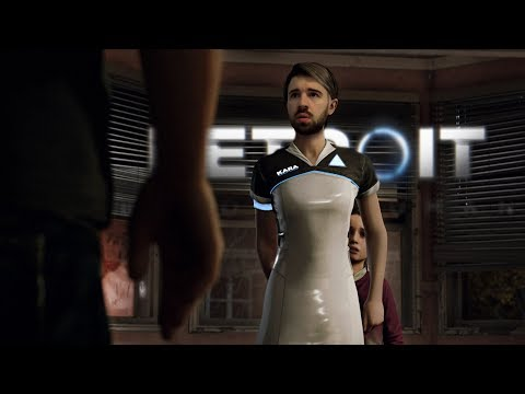 НЕБЛАГОПОЛУЧНАЯ СЕМЬЯ - Detroit: Become Human #2