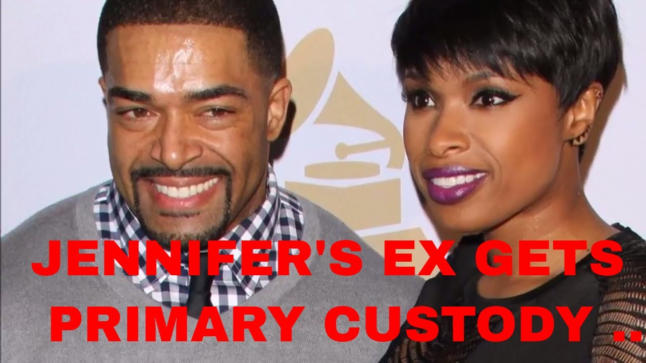 Jennifer Hudson\u0027s Ex-Fiance David Otunga Granted Primary Custody ...