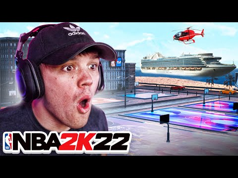 WAIT.. IS THIS REALLY NBA 2K22? (LEAKED GAMEPLAY)