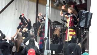 MPS Bückeburg 1 2011, Feuerschwanz - Wir lieben Dudelsack