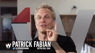 'Better Call Saul' Star Patrick Fabian on His Audition for Vince Gilligan
