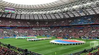 World Cup FIFA Russia 2018 - Russian Anthem - гимн России