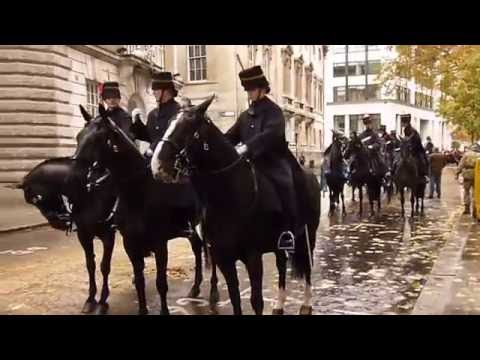 The King's Troop, Royal Horse Artillery