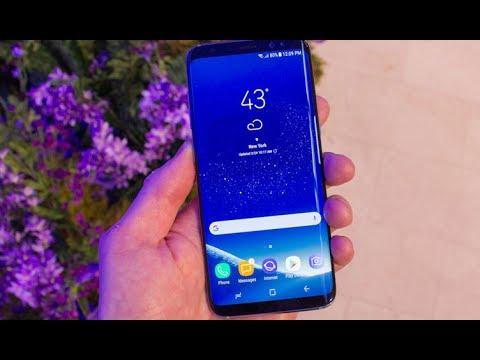أخذ لقطة من الشاشة سكرين شوت هاتف S8 لقطة مطوله