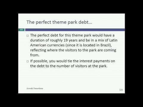 Session 21: Debt Design and Dividend Basics