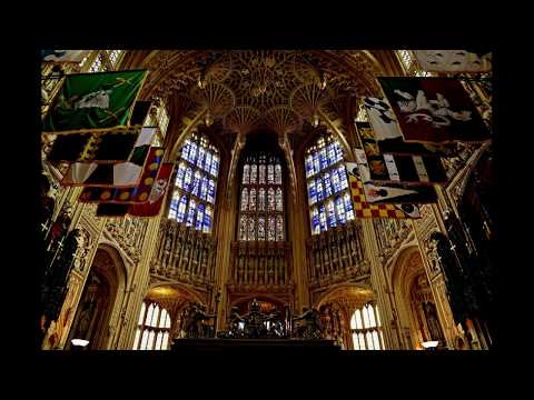 I Was Glad (Parry)- Historic Recording from the Coronation Service of George VI (12 May 1937)