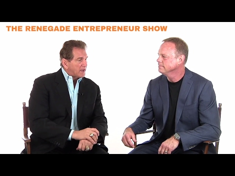 Entrepreneur Tips and Advice : Joe Theismann interviews Brad Adams