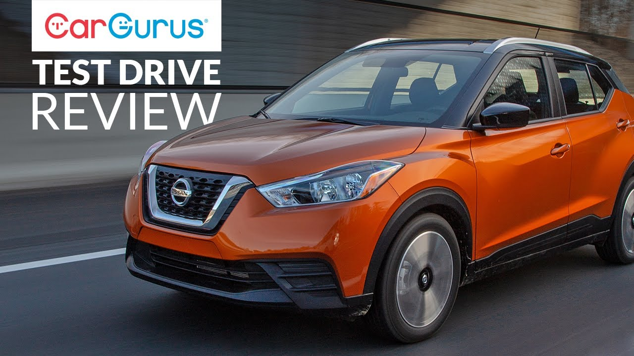 2019 Nissan Kicks Cargurus Test Drive Review Youtube
