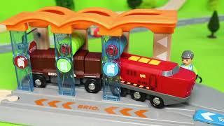 Trenzinho do Brio e Thomas e seus amigos – Caminhão - Toy trains for kids