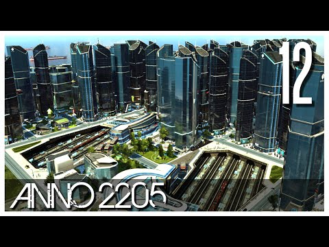 Anno 2205 - Ep.12 - Stress Level 9000!