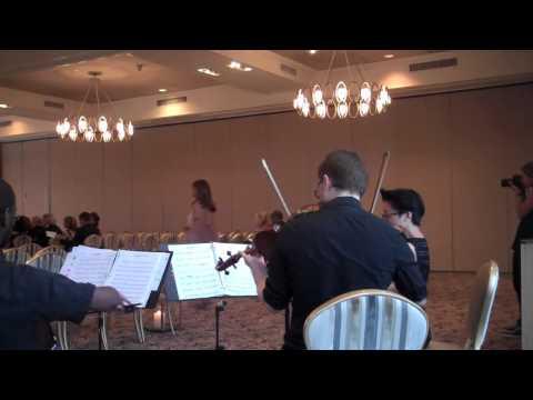 iconiQ String Quartet - Aria, Handel