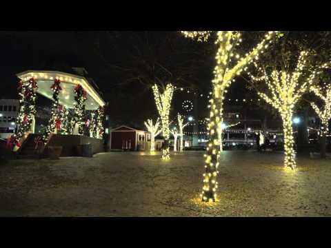 Marietta Square: Christmas Display 4K UHD