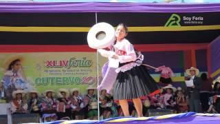Elección de la Señorita Agro Ilucán 2017, Cutervo