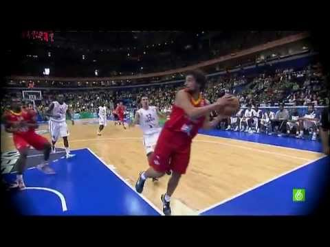 Spain Nationall Basketball Team 3/4 2011 - T.N.T