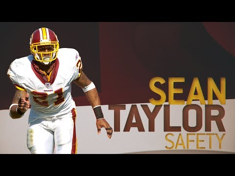 Sean Taylor's Ultimate Career Highlight Reel | NFL Legend Highlights