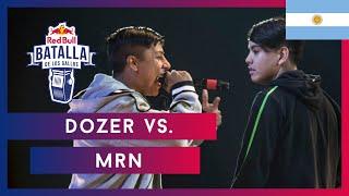 DOZER vs MRN - Octavos   Final Nacional Argentina 2019