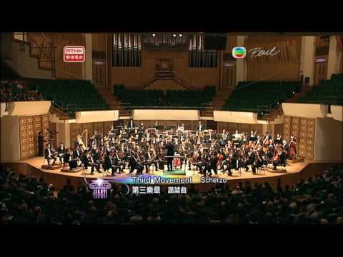 Hong Kong Philharmonic: Mahler 5 PearlTV Live Broadcast