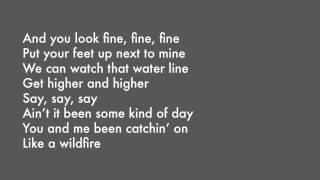 Wildfire - John Mayer (Lyrics)