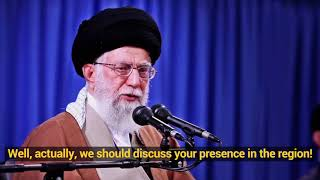 Ayatollah Khamenei Speech: Why doesn't Iran permit negotiations over its missile capability?