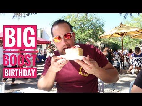 BIG BOOST KARTING BIRTHDAY