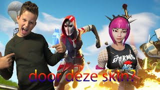 You get better by this skin!? | Fortnite Battle Royale