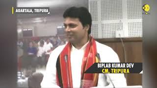 Internet, satellite communication existed in days of Mahabharata: Tripura CM Biplab Dev