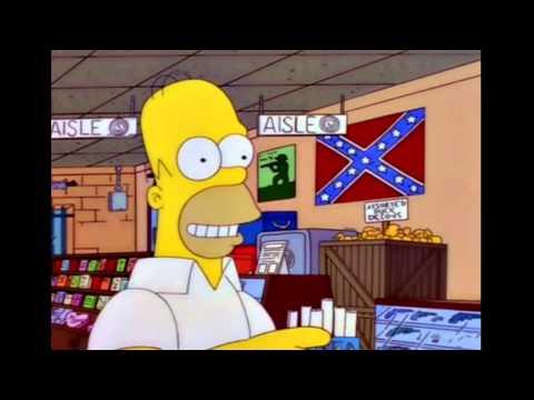 Die Simpsons - Homer im Waffenladen [German]