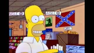 Repeat youtube video Die Simpsons - Homer im Waffenladen [German]