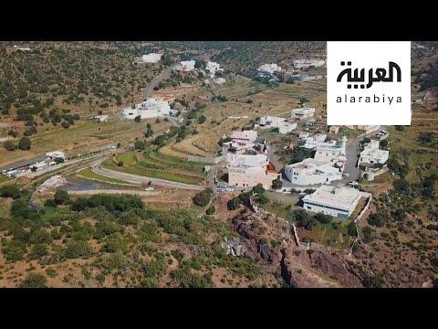 نشرة الرابعة | شاهد.. جولة للعربية داخل مدينة سياحية في منطقة عسير السعودية  - نشر قبل 29 دقيقة