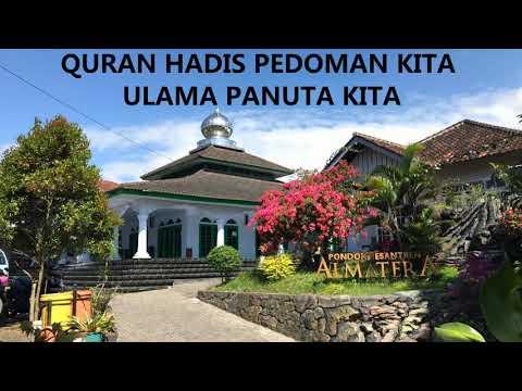 Mars Pondok Pesantren ALMATERA Temanggung (Lyrics)