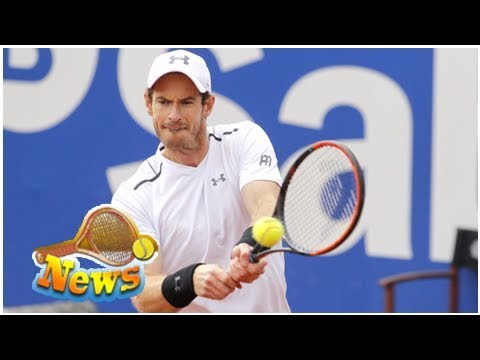 Andy murray aims for a wimbledon return after having hip surgery in melbourne