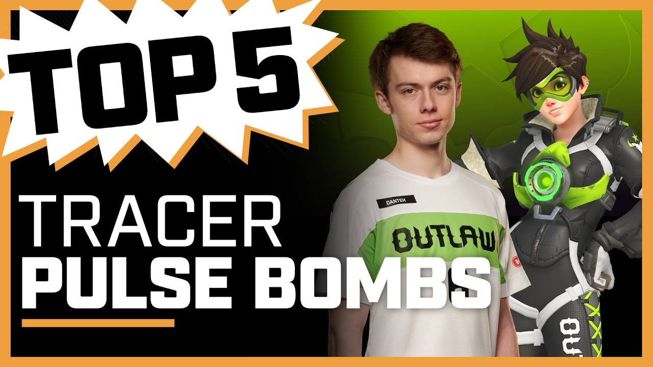 Danteh's HUGE 4k Pulse Bomb Shuts Down the Mayhem | Top 5 Tracer Pulse Bombs